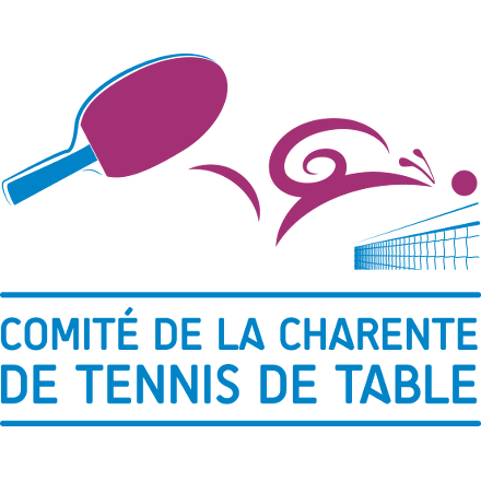 Logo du Comité Charente de Tennis de Table